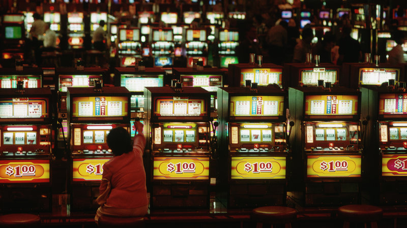 Which terms of playing the Online Slots games?