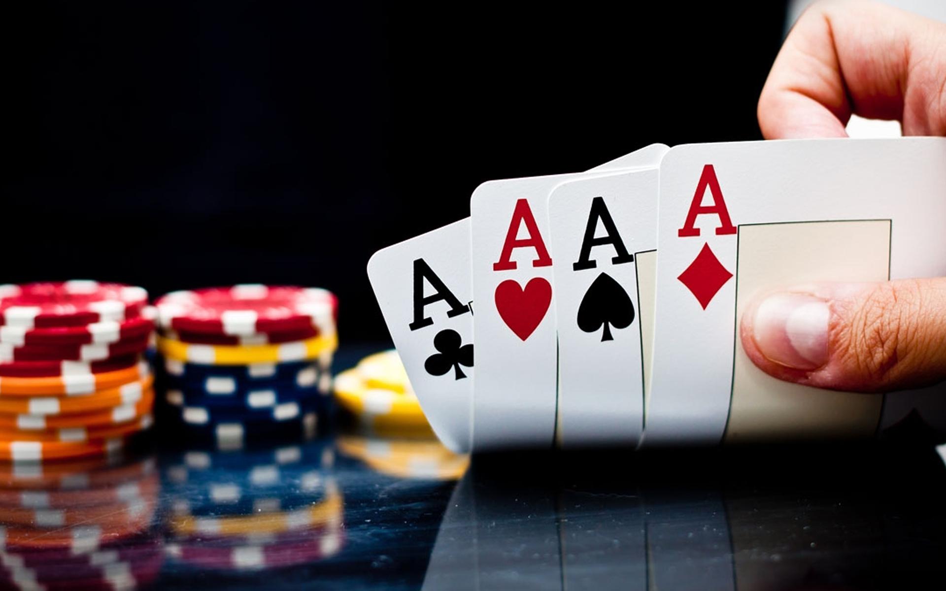 poker c language