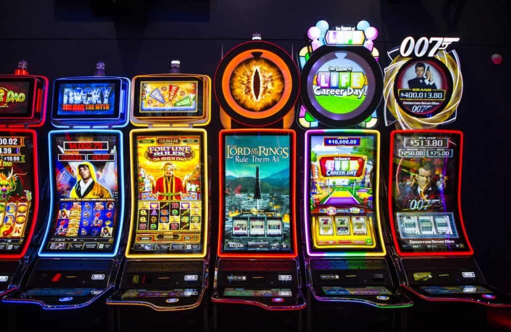 slot gaming site